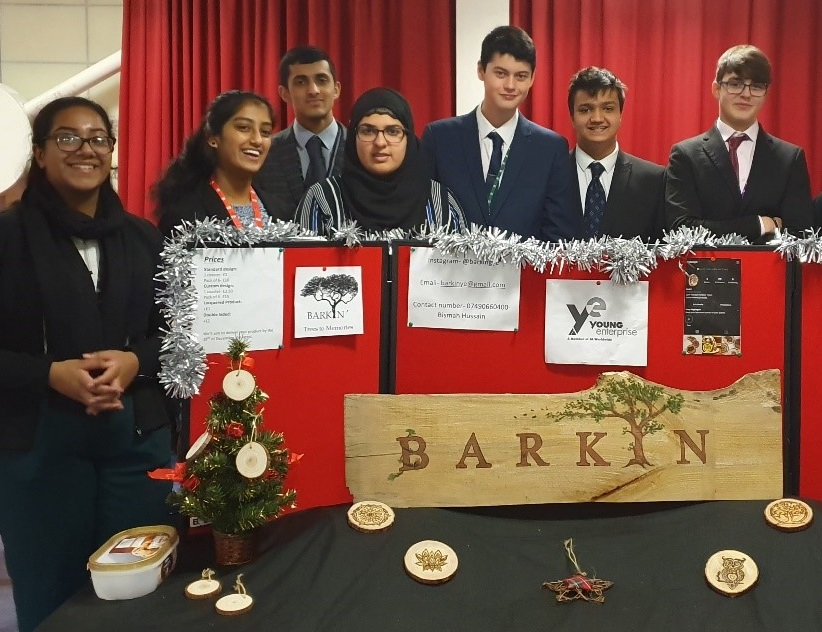 Young Enterprise 2020